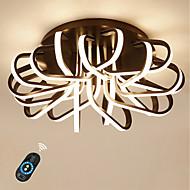 billige Taklamper-Ecolight™ Lineær Takplafond Omgivelseslys - Mulighet for demping, Smuk, 110-120V / 220-240V, Varm Hvit / Hvit / Dimbar med fjernkontroll,