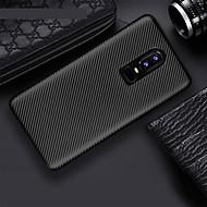 billiga Mobil cases & Skärmskydd-fodral Till OnePlus OnePlus 6 / OnePlus 5T Ultratunt Skal Enfärgad Mjukt TPU för OnePlus 6 / One Plus 5 / OnePlus 5T
