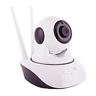 billige IP-kameraer-VESKYS 1 mp IP Camera Innendørs Support64 GB / PTZ / CMOS / Trådløs / Dynamisk IP-adresse / Android