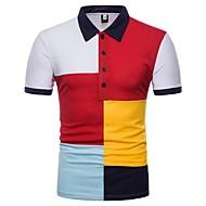 Herre - Farveblok Basale Polo