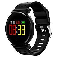 tanie Inteligentne zegarki-Inteligentny zegarek STK2 na Android 4.3 i nowszy / iOS 7 i nowsze Długi czas czuwania / Ekran dotykowy / Wodoszczelny / Kamera / aparat / Krokomierze Czasomierz / Krokomierz / Powiadamianie o