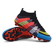 Toate Adidași de Fotbal Cauciuc Fotbal Respirabil Pânză Rosu Verde Albastru