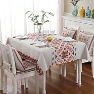 billige Bordduker-Moderne Kvadrat Duge Blomstret / Geometrisk Borddekorasjoner 1 pcs