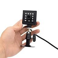 billige Innendørs IP Nettverkskameraer-960p ir kutt støtte tf kort innendørs med førsteklasses natt bevegelsesdeteksjon ekstern tilgang ir-cut plug og play ip kamera metall stents