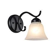 baratos Arandelas de Parede-Proteção para os Olhos Simples Luminárias de parede Sala de Estar / Quarto / Sala de Jantar Metal Luz de parede 110-120V / 220-240V 60W