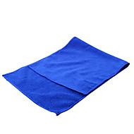 billiga Handdukar och badrockar-Överlägsen kvalitet Handduk, Enfärgad Polyester / Bomull Blandning 1 pcs