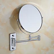 cheap Bathroom Gadgets-Bathroom Gadget Foldable Contemporary Glasses 1pc - Bathroom Cosmetic Mirror Wall Mounted