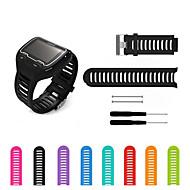 Horlogeband voor Forerunner 910XT Garmin Sportband Silicone Polsband