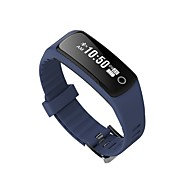 tanie Inteligentne zegarki-Inteligentne Bransoletka CB605 na iOS / Android 4.3 i nowszy Pulsometr / Pomiar ciśnienia krwi / Długi czas czuwania / Ekran dotykowy / Twórczy Krokomierz / Powiadamianie o połączeniu telefonicznym