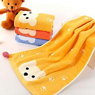 billiga Handdukar och badrockar-Överlägsen kvalitet Tvätt handduk, Djur Polyester / Bomull Blandning / Ren bomull 1 pcs