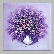 billiga Stilleben-Hang målad oljemålning HANDMÅLAD - Stilleben Traditionell Duk