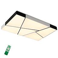 billiga Belysning-QIHengZhaoMing Takmonterad Glödande Elektropläterad Akryl 220-240V Dimbar med fjärrkontroll Glödlampa inkluderad / Integrerad LED