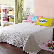 billiga Påslakan-Påslakan Sets Geometrisk Polyester / Bomull Blandning Färgat garn 4 delar