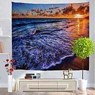 levne Výzdoba stěn-Prázdninový Wall Decor Polyester Klasické Wall Art, Nástěnné tapiserie Dekorace