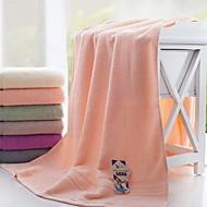 tanie Ręcznik kąpielowy-Najwyższa jakość Ręcznik kąpielowy, Solidne kolory 100% bawełna 1 pcs