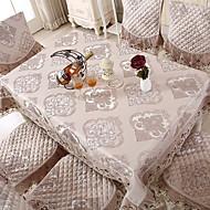 abordables Linge de table-Moderne Coton Carré Nappes de table Avec motifs Décorations de table 1 pcs