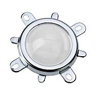 billige belysning Tilbehør-ZDM® 1pc Bulb Accessory lampeskjerm Plast og Metall Klar for DIY LED Flood Light Spotlight 50 W / 30 W / 100 W