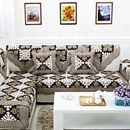 Χαμηλού Κόστους -Καναπές μαξιλάρι Γεωμετρικό Δραστική Εκτύπωση Βαμβάκι / Πολυεστέρας slipcovers