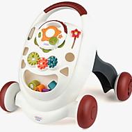 tanie Ulepszanie domu-chodzik dla dzieci doświadczenie uczenia ABS + pp anty-rollover-skid stabilny regulowana równowaga 2,2 kg dla niemowlęcia