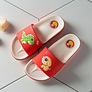 baratos Sapatos de Menino-Para Meninos Sapatos PVC Verão Conforto Chinelos e flip-flops para Vermelho / Verde / Azul