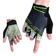 cheap Cycling Gloves-Sports Gloves Bike Gloves / Cycling Gloves Anti-Slip / Breathable Microfiber / Lycra Spandex Road Cycling / Cycling / Bike Men's