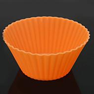billige Bakeredskap-kjøkken Verktøy silica Gel baking Tool / Kreativ Kjøkken Gadget / GDS Bakeform Kake 1pc