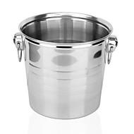 billiga Bartillbehör-Ishinkar och vinkylare Rostfritt stål, Vin Tillbehör Hög kvalitet Kreativ for Barware Lätt att använda 1st