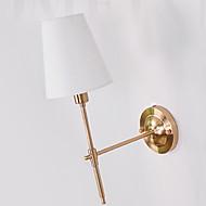 baratos Arandelas de Parede-Novo Design Moderno / Contemporâneo Luminárias de parede Sala de Estar / Quarto Metal Luz de parede 220-240V 40 W