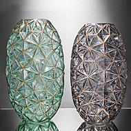 billige Kunstige blomster-Kunstige blomster 0 Gren Klassisk Luksus / Moderne / Nutidig Vase Bordblomst