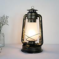 billige Lamper-Enkel / Moderne / Nutidig Kreativ / Kul Bordlampe Til Stue / Soverom Metall 220V Gul