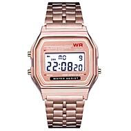 저렴한 -남성용 스포츠 시계 / 손목 시계 중국어 뉴 디자인 / 달력 / 크로노그래프 합금 밴드 캐쥬얼 / 뱅글 블랙 / 실버 / 골드