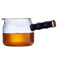 billige Kaffe og te-glass / Tre Varmebestandig / Te Uregelmessig 1pc vannkoker