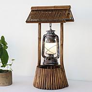 billige Lamper-Enkel Nytt Design Bordlampe Til Stue Tre / Bambus 220-240V