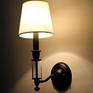 tanie Kinkiety Ścienne-Nowoczesne Nowoczesny / współczesny Lampy ścienne Sypialnia / Biuro Metal Światło ścienne 220-240V 25 W / E14