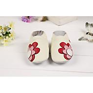 baratos Sapatos de Menino-Para Meninos Sapatos Pele de Carneiro Outono & inverno Primeiros Passos Mocassins e Slip-Ons para Branco