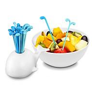 billiga Bordsservis-Plast Ledigt Middagsgaffel / Gafflar, Hög kvalitet 16st