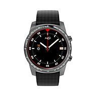tanie Inteligentne zegarki-Inteligentny zegarek W1 na iOS / Android Pomiar ciśnienia krwi / Spalone kalorie / GPS / Odbieranie bez użycia rąk / Ekran dotykowy Czasomierz / Stoper / Powiadamianie o połączeniu telefonicznym