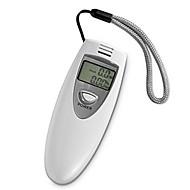 billiga Bartillbehör-ledd digital andning alkohol tester analysator breathalyzer