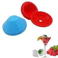 baratos Moldes para Bolos-Ferramentas bakeware Silicone 3D / Faça Você Mesmo Gelo / Para Gelado Moldes de bolos / Ferramentas de Sobremesa 1pç