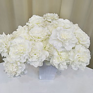 cheap $9.99-Artificial Flowers Branch Classic Pastoral Style Eternal Flower Floor Flower