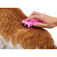 Χαμηλού Κόστους Προϊόντα φροντίδας σκύλων-Σκυλιά / Γάτες Βούρτσες / Καθαρισμός Βούρτσες / Μπανιέρες Φορητό / Πλένεται Τυχαίο Χρώμα