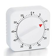 tanie Narzędzia pomiarowe-Narzędzia kuchenne ABS Prosty / Odmierzanie Timer kuchenny Do użytku codziennego / Akcesoria kuchenne 1 szt.