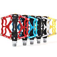 Pedais Ciclismo / Bicicleta De Montanha / BTT / Bicicleta de Estrada Ultra Leve (UL) Liga de alumínio - 2 pcs Prata / Vermelho / Azul