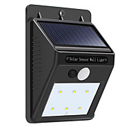 billige Utendørs Lampeskjermer-1set 3 W LED-lyskastere Solkraft Naturlig hvit <5 V