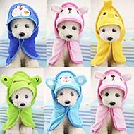 Χαμηλού Κόστους Προϊόντα φροντίδας σκύλων-Φορητό / Πλένεται Ρούχα για σκύλους Καθαρισμός Μονόχρωμο / Δημιουργικό / Μοντέρνα Χέρι Πράσινο / ουρανί / Ροζέ Τρωκτικά / Σκυλιά / Γάτες
