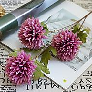 billige Bestselgere-Kunstige blomster 1 Gren Klassisk Stilfull / Europeisk Kystantemum Bordblomst