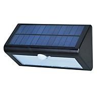 billiga Belysning-1st 3 W Lawn Lights Vattentät / Sol / Infraröd sensor Vit 3.7 V Utomhusbelysning