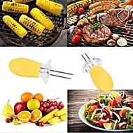 tanie Akcesoria do owoców i warzyw-Narzędzia kuchenne Stal nierdzewna + Plastic Impreza / Łatwy do przenoszenia Sprzęty Kuchenne Do użytku codziennego 8 szt.