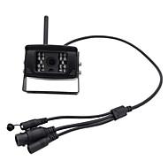 billige Utendørs IP Nettverkskameraer-hqcam 960p trådløs vanntett ip66 hd mini wifi ip kamera bevegelsesdeteksjon nattvisjon sd kortstøtte android iphone p2p 1,3 mp utendørs