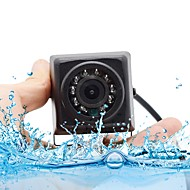 billige Utendørs IP Nettverkskameraer-HQCAM 960P Waterproof Outdoor IP66 HD Mini IP Camera Motion Detection Night Vision SD Card Support Android iPhone P2P Camhi 1.3 mp IP Camera Utendørs Support0 GB